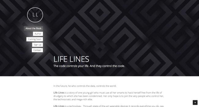 Life Lines website